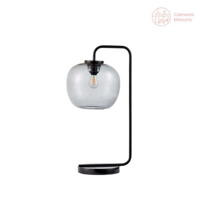 Lampa stołowa Bolia Grape, black/grey shade