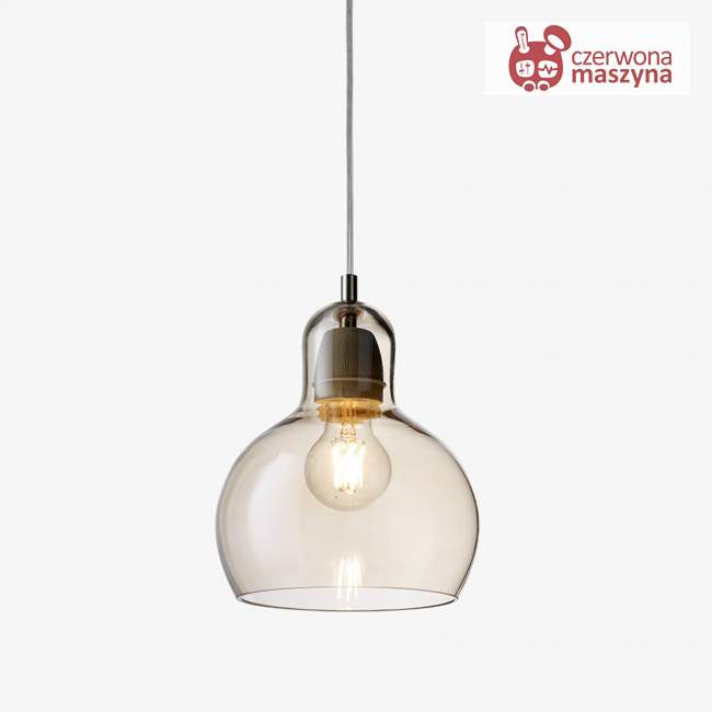 Lampa &tradition Mega Bulb SR2, złota