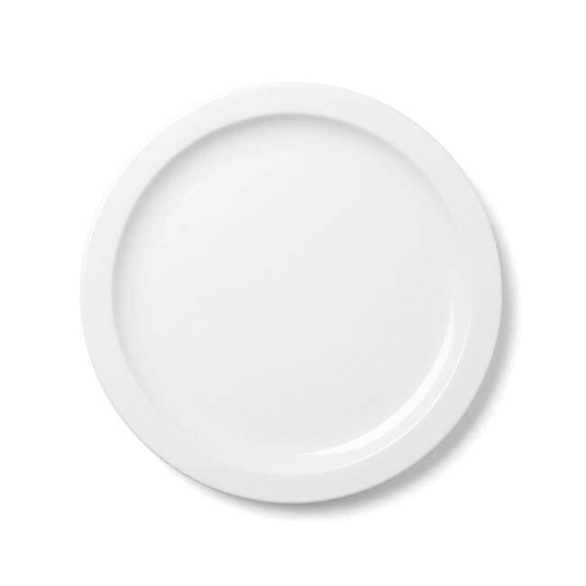 Talerz płytki Menu New Norm Ø 28,5 cm, biały