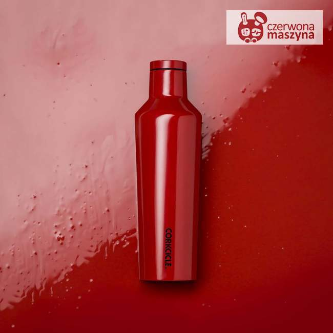 Butelka termiczna Corkcicle Dipped Cherry Bomb 475 ml