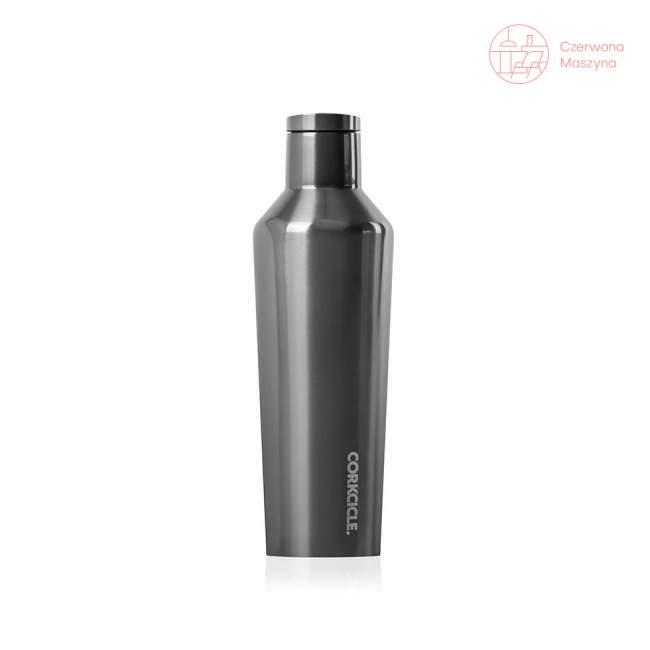 Butelka termiczna Corkcicle Gunmetal 475 ml