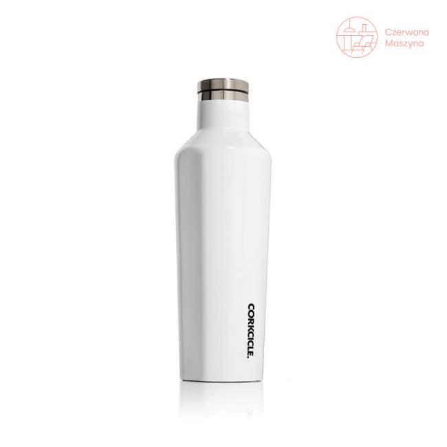 Butelka termiczna Corkcicle Gloss White 475 ml