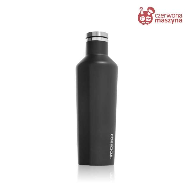 Butelka termiczna Corkcicle Matte Black 475 ml