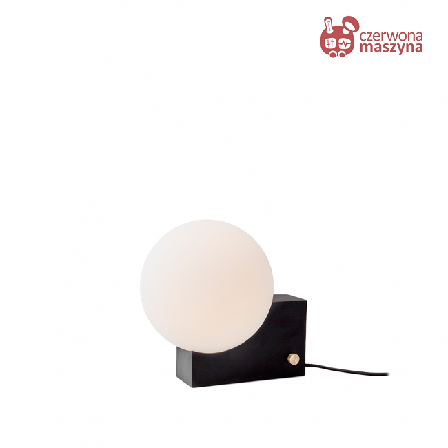 Lampa ścienna / stołowa &tradition Journey SHY1 czarna