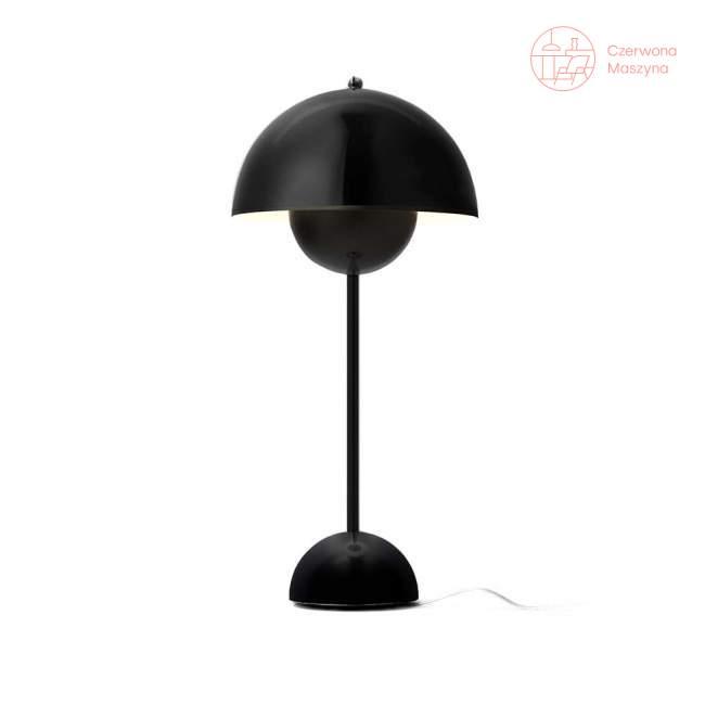 Lampa stołowa &tradition Flowerpot VP3 matt black