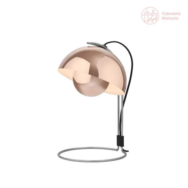 Lampa stołowa &tradition Flowerpot VP4, miedziana polerowana