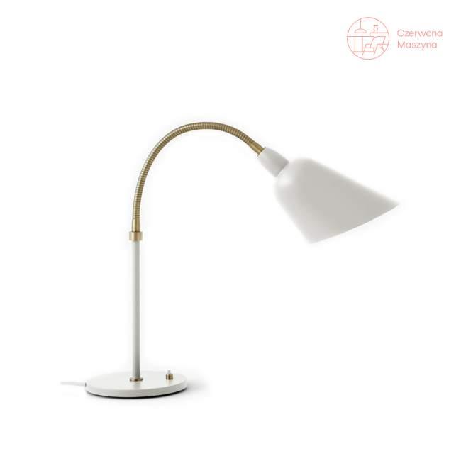 Lampa stołowa &tradition Bellevue AJ8, biała