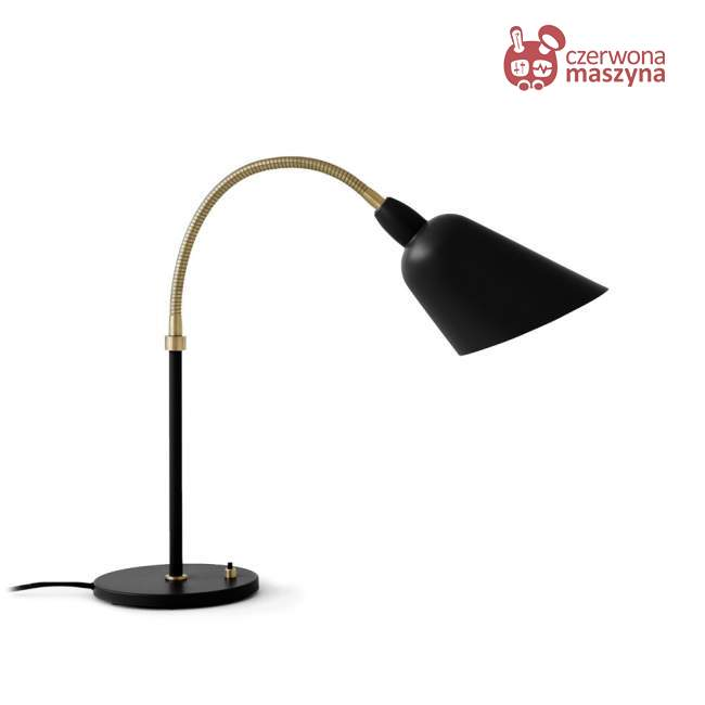 Lampa stołowa &tradition Bellevue AJ8, czarna