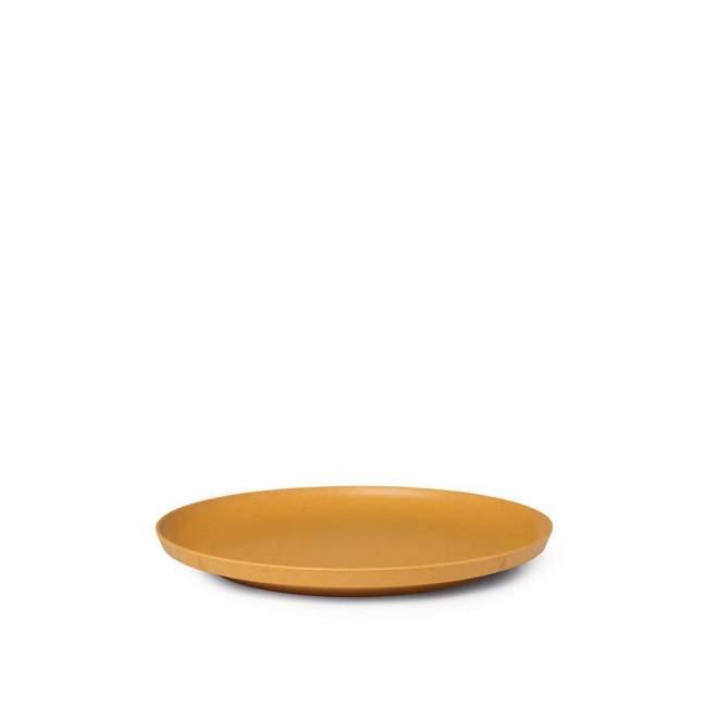 2 Talerze deserowe Rosendahl Grand Cru Take, Ø 19,5 cm, ochre