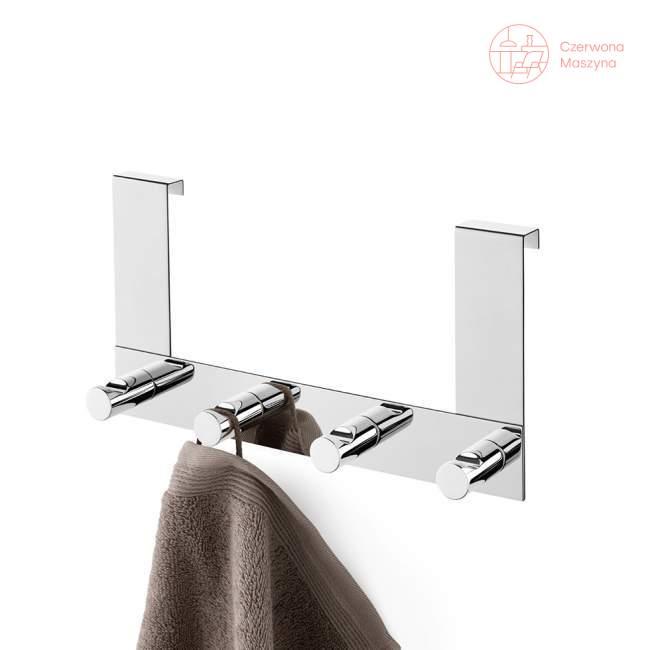 Listwa na drzwi z 4 haczykami Zack Batos z felcem 1,6 cm