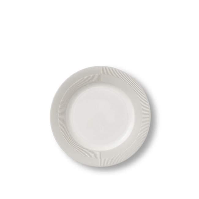 Talerz deserowy Rosendahl Duet Ø 19 cm, szarobeżowy