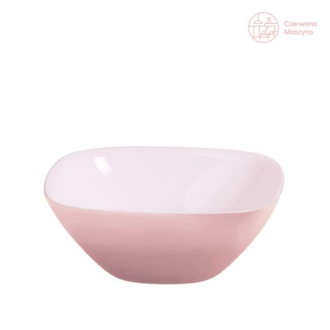 Miska Guzzini Glam 1 l, różowa