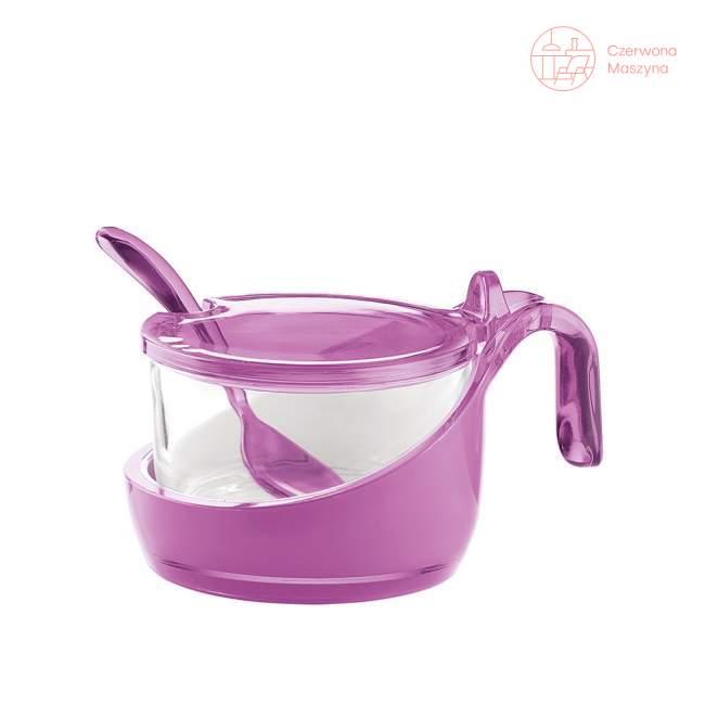 Cukierniczka Guzzini Mirage fioletowa