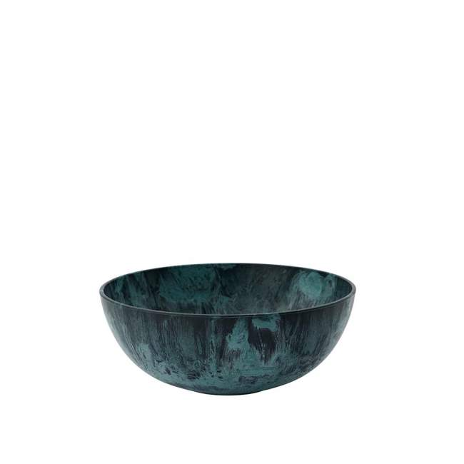 2 miski House Doctor Serveur, Ø 18,5 cm, zielone