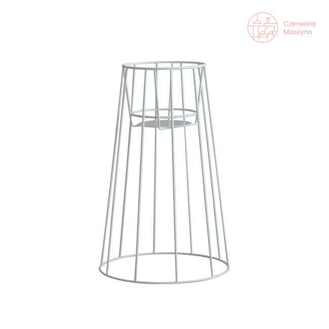Stojak na doniczkę OK Design Cibele 55 cm, biały