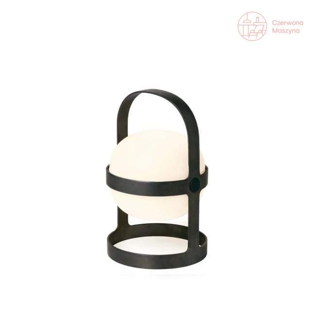 Lampa solarna Rosendahl Soft Spot 18,5 cm, brązowa