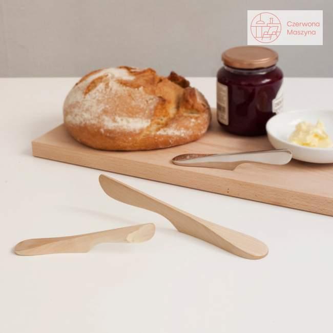 Nóż do masła Bosign 14 cm, drewniany