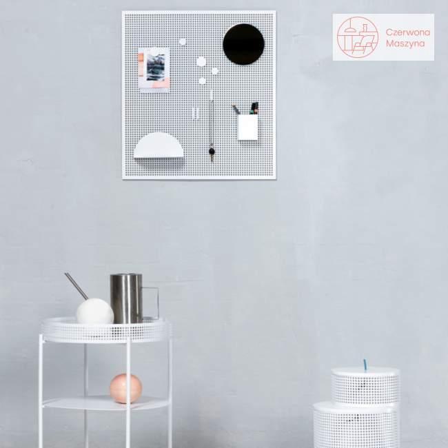 Organizer magnetyczny OK Design Tableau, biały