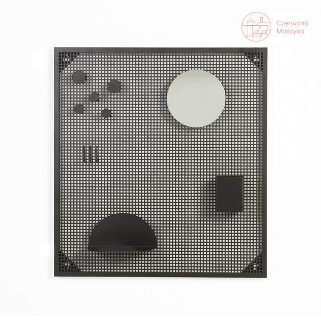 Organizer magnetyczny OK Design Tableau, czarny