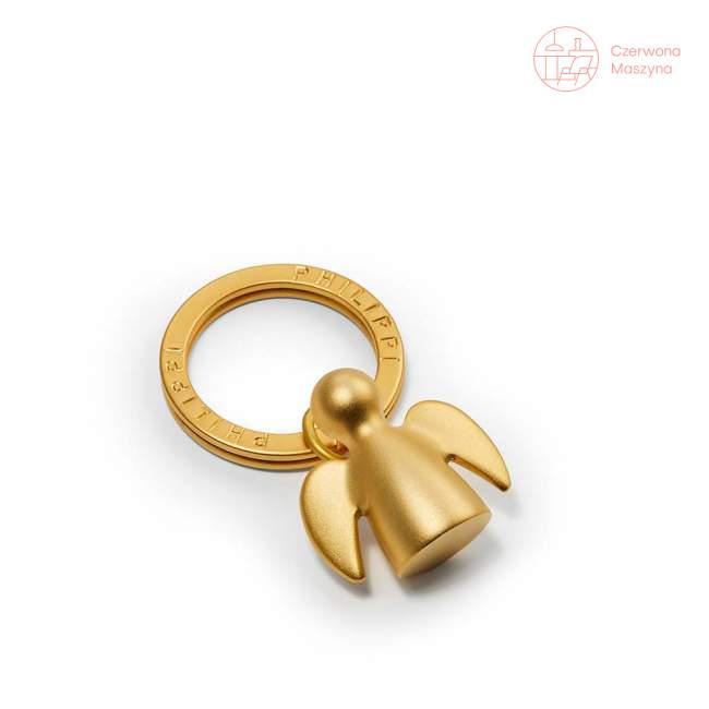 Breloczek Philippi Angelo, złoty