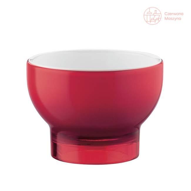 Miseczka do lodów Guzzini Vintage czerwona