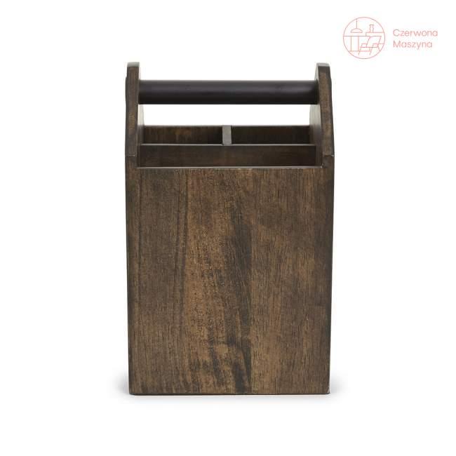 Organizer Umbra Toto 19 cm, ciemne drewno