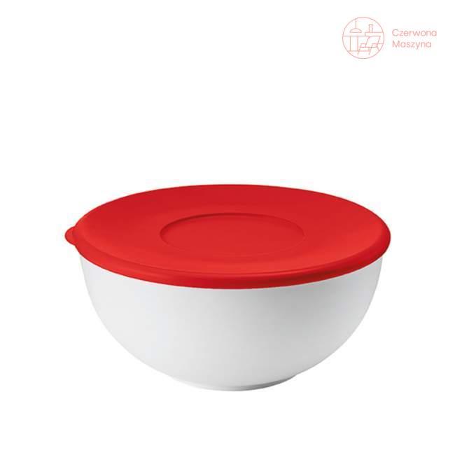 Miska z pokrywką Guzzini My Kitchen 3,5 l, czerwona