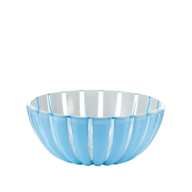Misa Guzzini Grace Ø 25 cm, niebieska