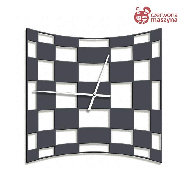 Zegar ścienny deLorentis Twist 40 cm