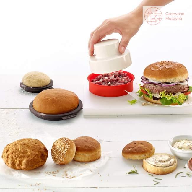 Zestaw do burgerów i bułek Lékué My Burger