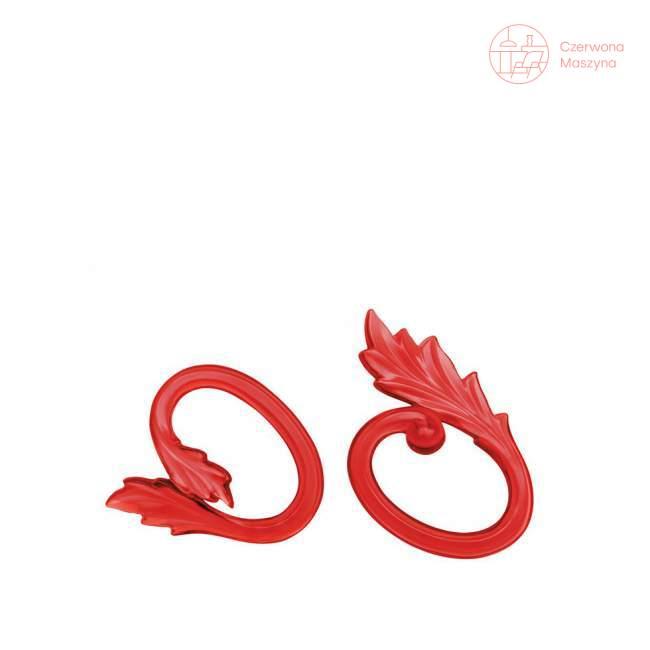 2 Pierścienie na serwetki Koziol Viktoria czerwone