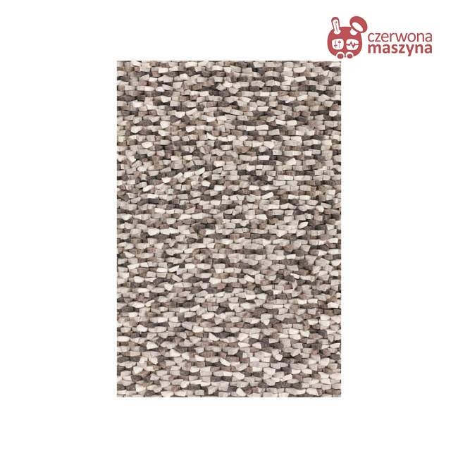 Dywan Linie Design Crush Grey 140 x 200 cm