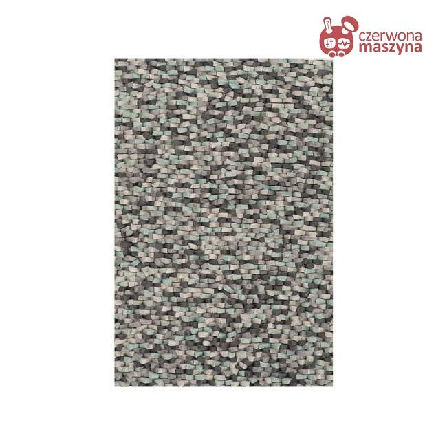 Dywan Linie Design Crush Mint 140 x 200 cm