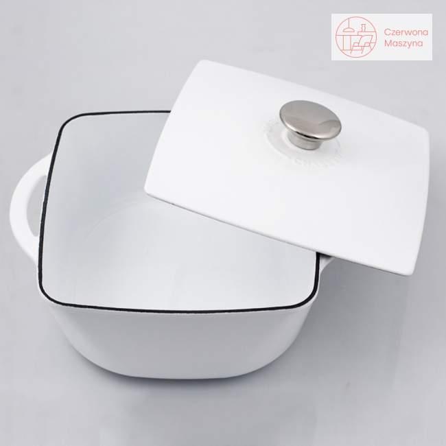 Garnek Chasseur Modern 3 l, biały