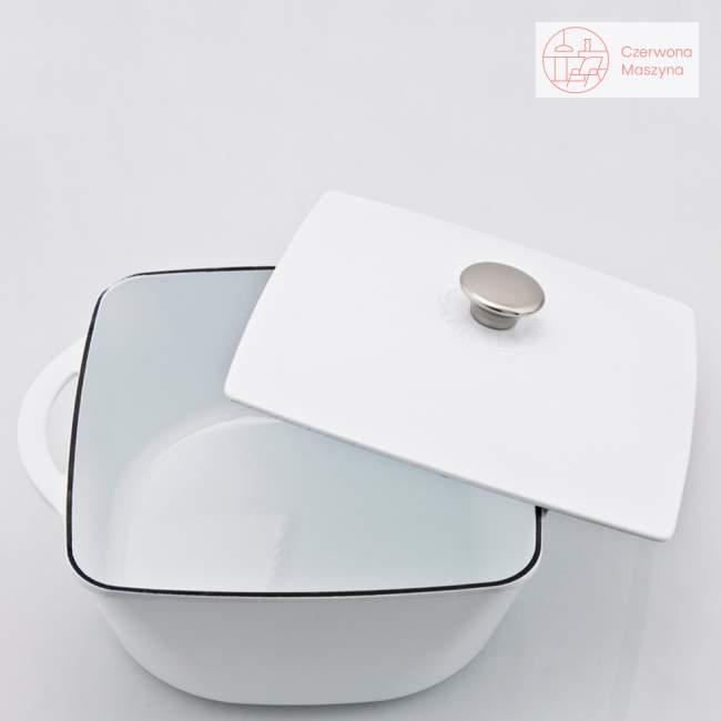 Garnek Chasseur Modern 5,5 l, biały