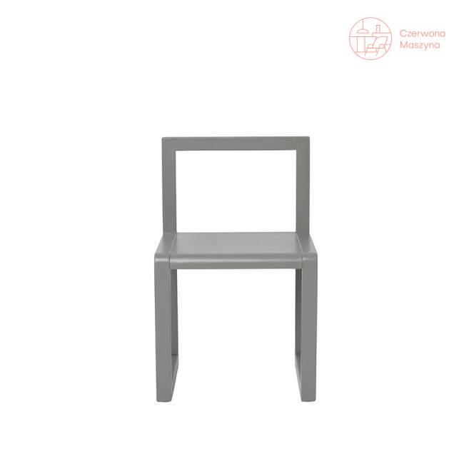 Krzesło ferm LIVING Little Architect, szare