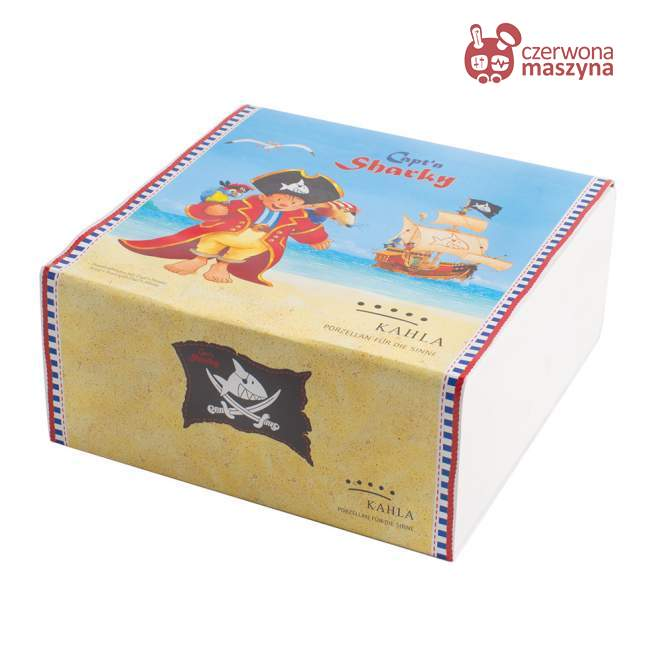 Zestaw dla dzieci Kahla Capt'n Sharky - 4 el.
