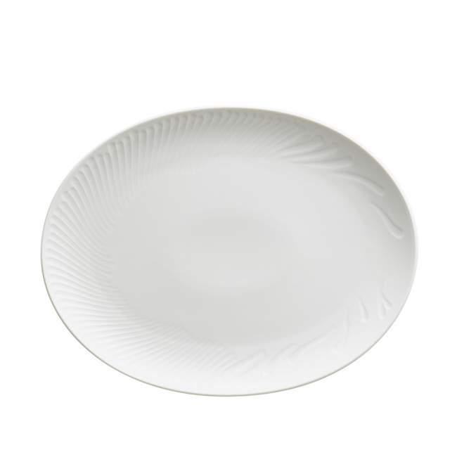 Talerz Kahla Centuries Mirasol Ø 32 cm, white