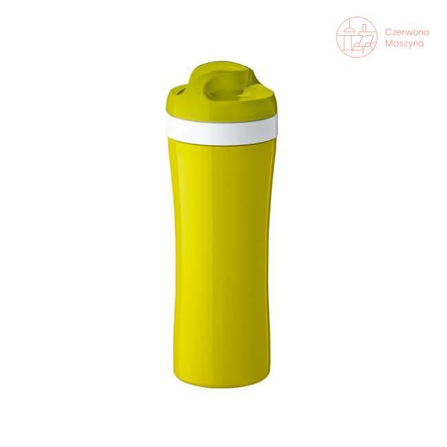 Butelka na wodę Koziol Oase 425 ml oliwkowa
