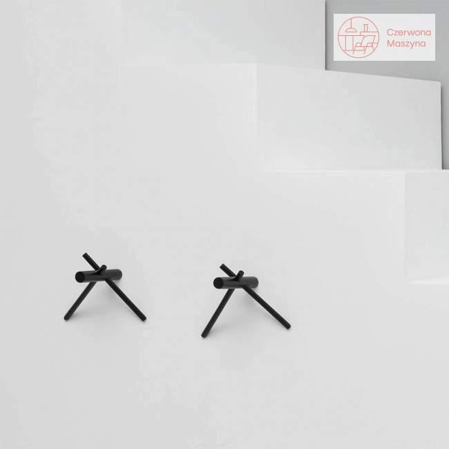 2 wieszaki Normann Copenhagen Sticks czarne