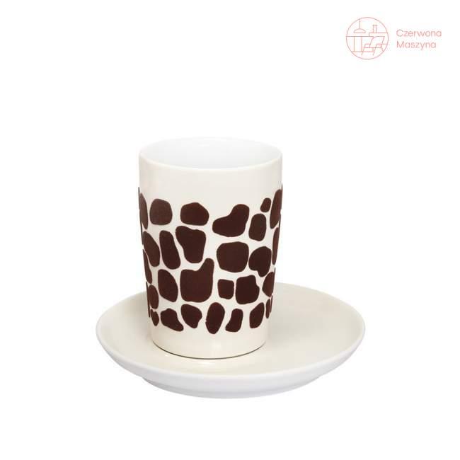 Filiżanka Kahla Five Senses touch! brown Giraffe 350 ml