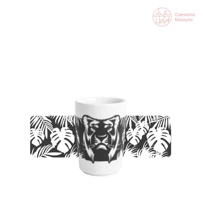 Kubek Kahla Five Senses touch! black Tiger 350 ml