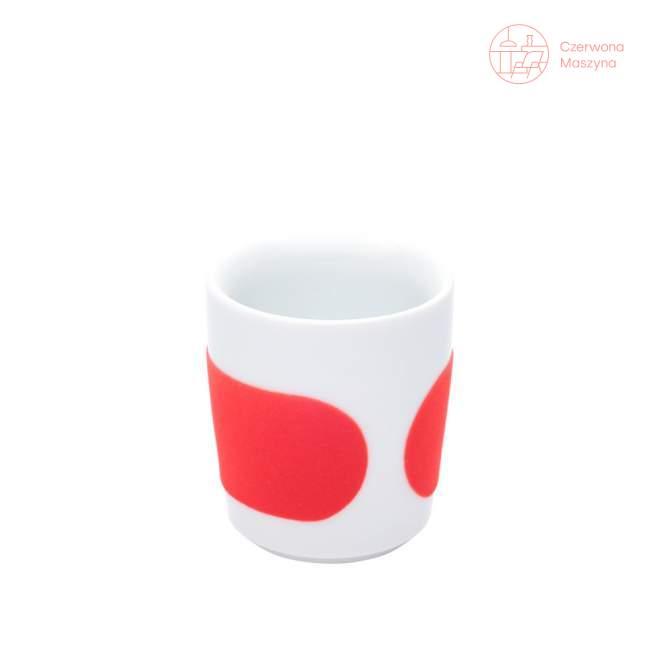 Kubek do espresso Kahla touch! FIVE SENSES coral 90 ml