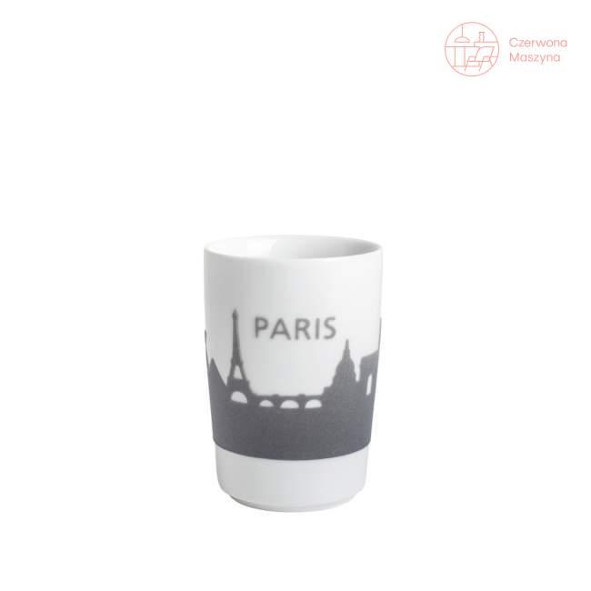 Kubek Kahla touch! FIVE SENSES Skyline Paris 350 ml, szary