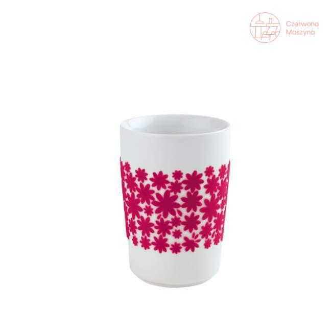 Kubek Kahla touch! FIVE SENSES Spring Kwiatuszki 350 ml, pink