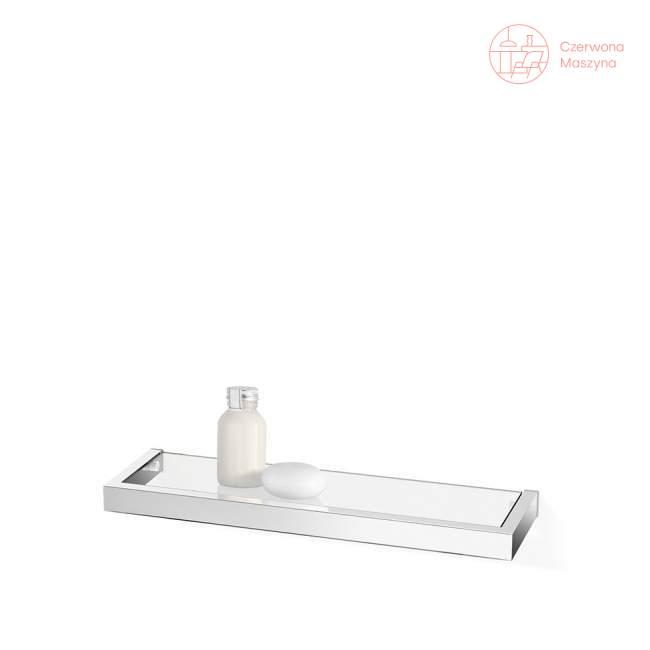 Półka łazienkowa Zack Linea 45 cm, polerowana