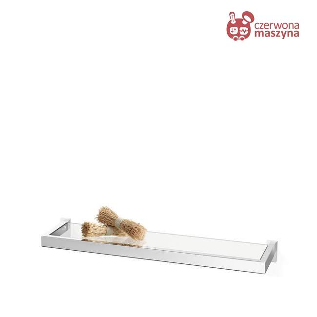 Półka łazienkowa Zack Linea 60 cm, polerowana