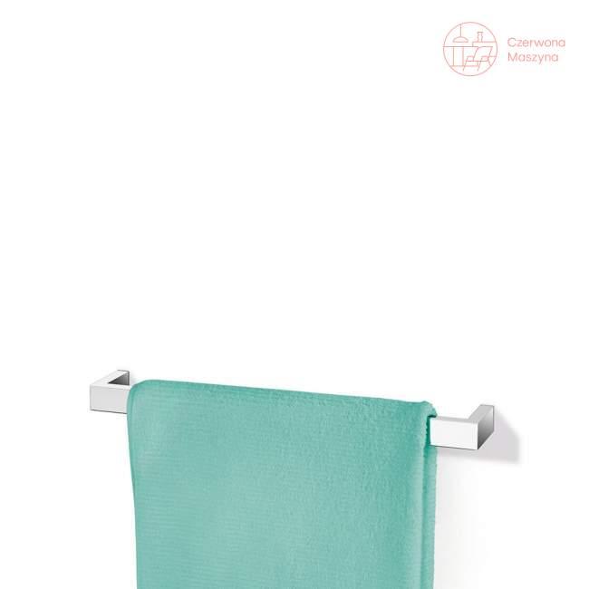 Reling łazienkowy Zack Linea 45 cm, polerowany