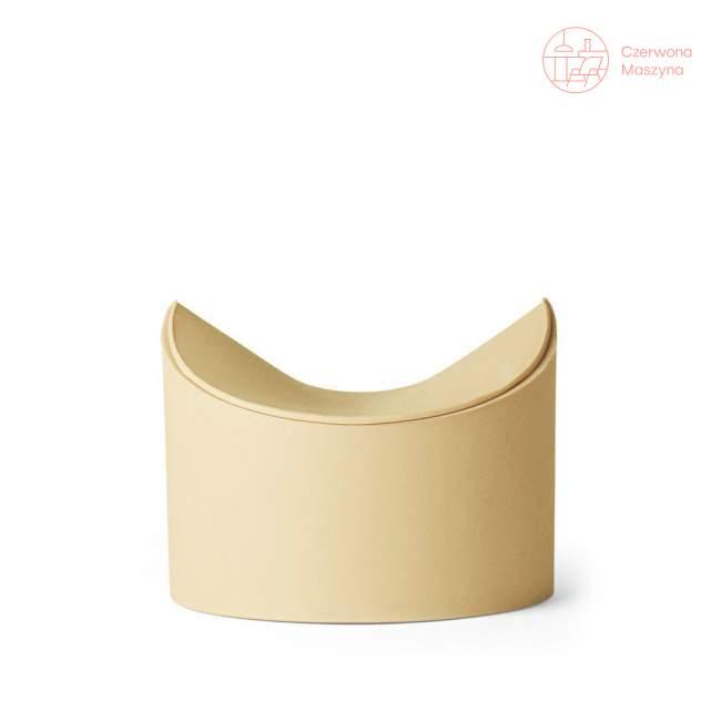 Pojemnik uniwersalny Menu Phold 8 cm, żółty
