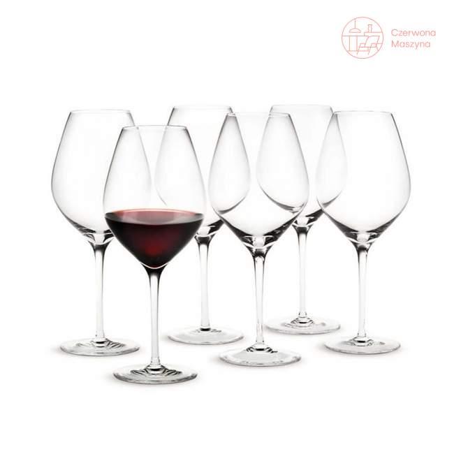 6 Kieliszków do czerwonego wina Holmegaard Cabernet 0,69 l